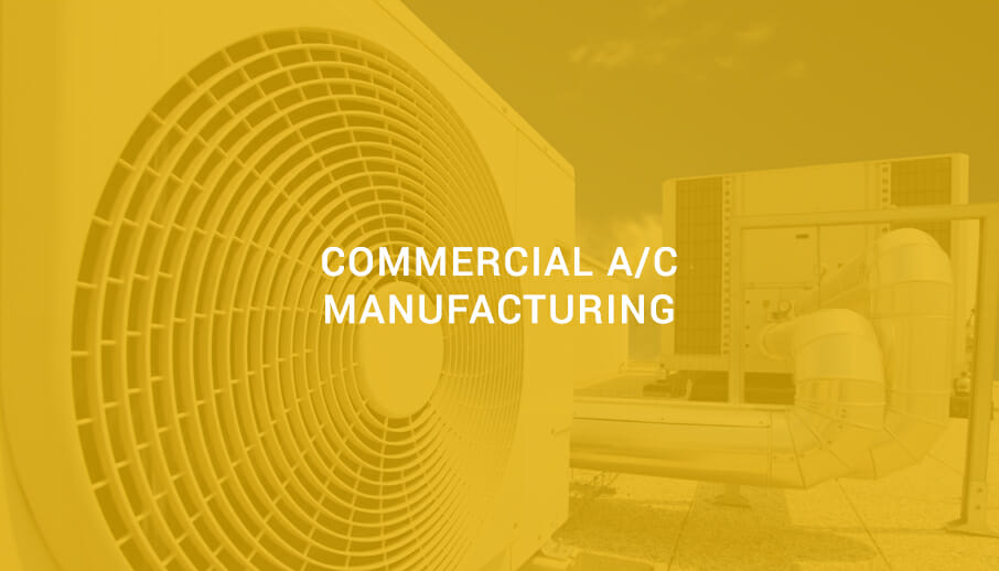 commercial ac manufacturings